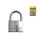 CRESTON C8840  MAXIMUM SECURITY PADLOCK - SHORT SHACKLE 40MM