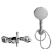 CRESTON CPL-460 Bath SHower Mixer w/ Telephone Shower Head