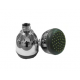 Creston CS-551C PVC Shower Head -Chrome